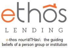 ethos logo vertical